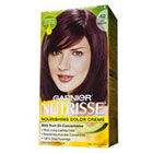 Garnier Nutrisse Hair Color in 42 Black Cherry Deep Burgundy