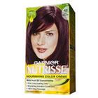 Garnier Nutrisse Hair Color in 42 Black Cherry Deep Burgundy