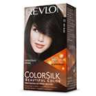Revlon ColorSilk Hair Color        in Soft Black