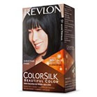 Revlon ColorSilk Hair Color        in Natural Blue Black