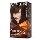 Revlon ColorSilk Hair Color        in Dark Mahogany Brown