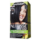 Garnier Nutrisse Ultra Color Nourishing Color Creme in BL21 Reflective Blue Black