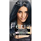 L'Oréal Paris Feria Multi-Faceted Shimmering Permanent Color in M31 Cool Soft Black