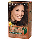 Clairol Natural Instincts Hair Color in Dark Warm Brown-28B