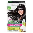 Garnier Nutrisse Nourishing Color Foam        in 2 Soft Black