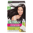 Garnier Nutrisse Nourishing Color Foam        in 3 Darkest Brown