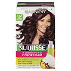 Garnier Nutrisse Nourishing Color Foam        in 4IM Iced Mahogany Dark Brown
