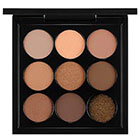 M·A·C Eye Shadow x 9: Amber Times Nine