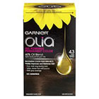 Garnier Olia Oil Powered Permanent Haircolor in 4.3 Dark Golden Brown