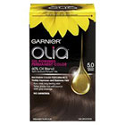 Garnier Olia Oil Powered Permanent Haircolor in 5.0 Medium Brown