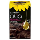 Garnier Olia Oil Powered Permanent Haircolor in 4.35 Dark Golden Mahogany