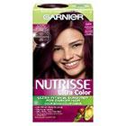 Garnier Nutrisse Ultra Color Nourishing Color Creme in BR1 Deepest Intense Burgundy