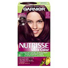 Garnier Nutrisse Ultra Color Nourishing Color Creme in BR2 Dark Intense Burgundy