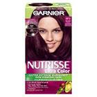 Garnier Nutrisse Ultra Color Nourishing Color Creme in BR2 Dark Intense Burgundy
