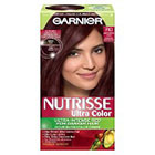 Garnier Nutrisse Ultra Color Nourishing Color Creme in R0 Darkest Intense Auburn