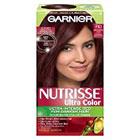 Garnier Nutrisse Ultra Color Nourishing Color Creme in R0 Darkest Intense Auburn