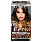 L'Oréal Paris Feria Brush-on Intense Ombre Effect in O50 Dark Brown To Soft Black