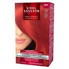 Vidal Sassoon Pro Series Permanent Hair Color in Runway Red