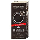 Umberto U Color Italian Demi Hair Color     in 3.0 Dark Medium Brown