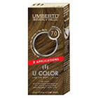 Umberto U Color Italian Demi Hair Color     in 7.0 Mid Blonde
