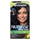 Garnier Nutrisse Ultra Color Nourishing Color Creme in BL11 Reflective Jet Blue Black