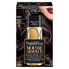 L'Oréal Paris Superior Preference Mousse Absolue™ Reusable Hair Color           in 300 Pure Darkest Brown