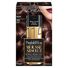 L'Oréal Paris Superior Preference Mousse Absolue™ Reusable Hair Color           in 415 Icy Dark Brown