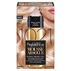 L'Oréal Paris Superior Preference Mousse Absolue™ Reusable Hair Color           in 1021 Lightest Icy Blonde