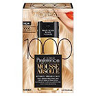 L'Oréal Paris Superior Preference Mousse Absolue™ Reusable Hair Color           in 1000 Pure Lightest Blonde
