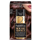 L'Oréal Paris Superior Preference Mousse Absolue™ Reusable Hair Color           in 425 Dark Mahogany Brown