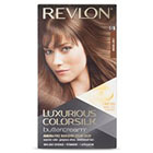 Revlon Luxurious Colorsilk Buttercream Haircolor in Light Brown