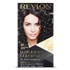 Revlon Luxurious Colorsilk Buttercream Haircolor in Soft Black