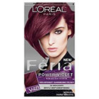L'Oréal Paris Feria Multi-Faceted Shimmering Permanent Color in V48 Intense M Violet