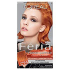 L'Oréal Paris Feria Multi-Faceted Shimmering Permanent Color in C74 Intense Copper
