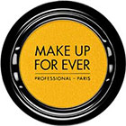 Make Up For Ever Artist Shadow Eyeshadow and powder blush in S402 Mimosa (Satin) eyeshadow