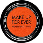 Make Up For Ever Artist Shadow Eyeshadow and powder blush in S732 Orange (Satin) powder blush