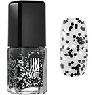 JINsoon X Tess Giberson Nail Polish Collection in Motif black/white square topping