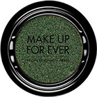 Make Up For Ever Artist Shadow Eyeshadow and powder blush in D306 Bottle Green (Diamond) eyeshadow