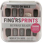 Fing'rs Fing'rs Prints Press-on Nails 1.0set in Runway Ready - Style Icon