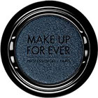 Make Up For Ever Artist Shadow Eyeshadow and powder blush in ME224 Navy Blue (Metallic) eyeshadow