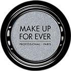 Make Up For Ever Artist Shadow Eyeshadow and powder blush in ME202 Iceberg Blue (Metallic) eyeshadow
