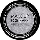 Make Up For Ever Artist Shadow Eyeshadow and powder blush in D118 Platinum (Diamond) eyeshadow