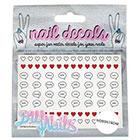DIY Nails DIY Nails 'Speech Bubbles' Nail Decals Exclusive)