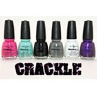 China Glaze China Glaze Crackle Shatter 6 Bottle Set
