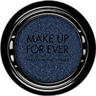 Make Up For Ever Artist Shadow Eyeshadow and powder blush in D222 Night Blue (Diamond) eyeshadow