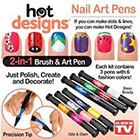 Amazon Hot Designs Glitz and Glam Nail Art Pens