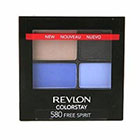 Revlon ColorStay 16 Hour Eye Shadow Quad in Free Spirit