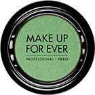 Make Up For Ever Artist Shadow Eyeshadow and powder blush in S314 Nile Green (Satin) eyeshadow