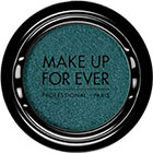 Make Up For Ever Artist Shadow Eyeshadow and powder blush in I238 Blue Cedar (Iridescent) eyeshadow