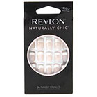 Revlon Naturally Chic Nails 36.0ea in Amelie